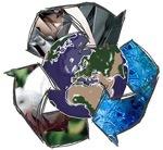 Ecologische rolgordijnen van gerecycled materiaal