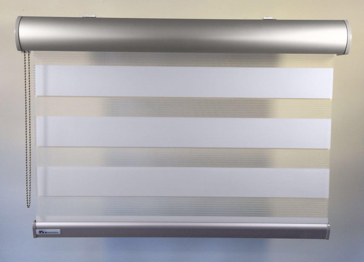 duo rolgordijnen op maat gemaakt bsl raambekleding